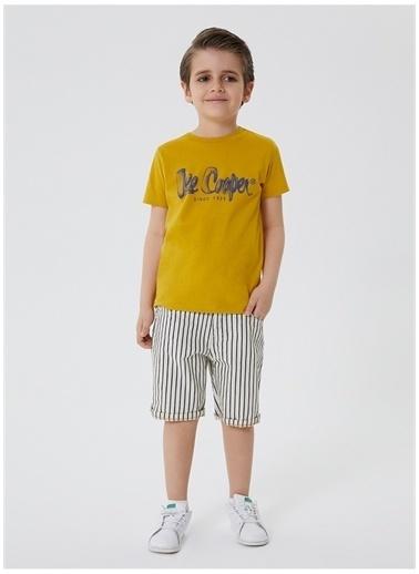 Lee Cooper Lee Cooper T-Shirt Sarı